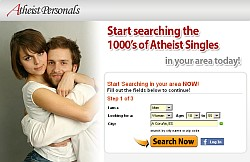 Atheist Personals