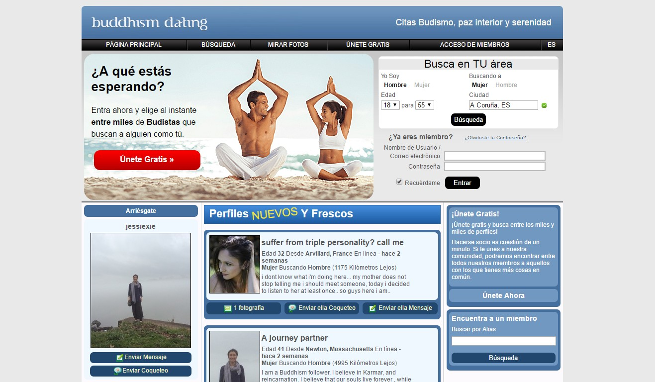 noxen buddhist personals Noxen's best 100% free online dating site meet loads of available single women in noxen with mingle2's noxen dating services find a girlfriend or lover in noxen, or.