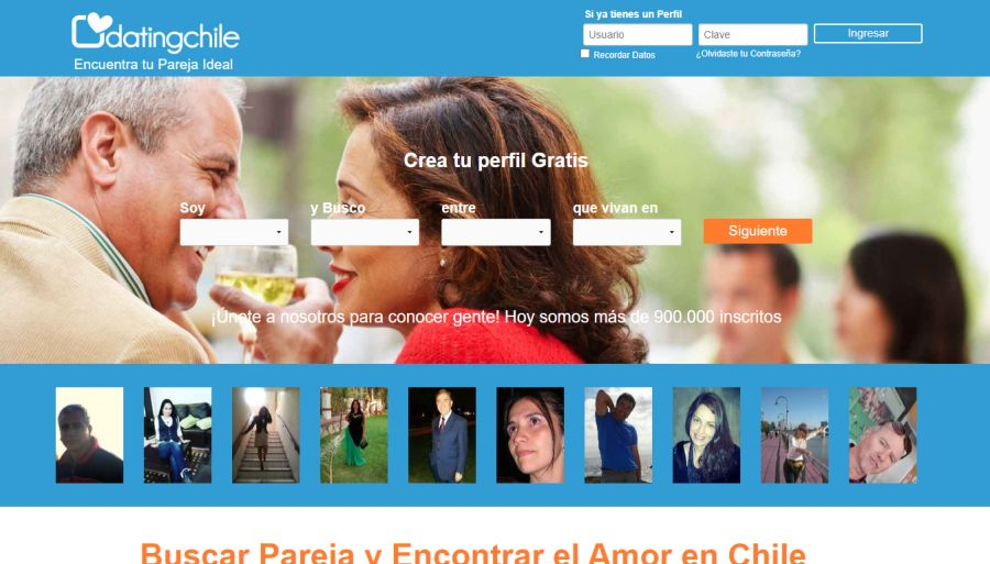 dating chile
