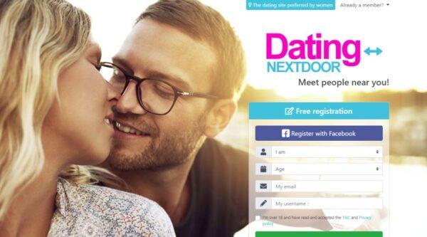 dating nextdoor