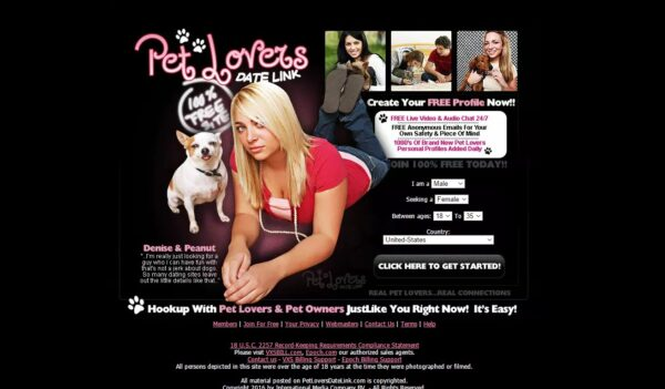 pet lovers date link